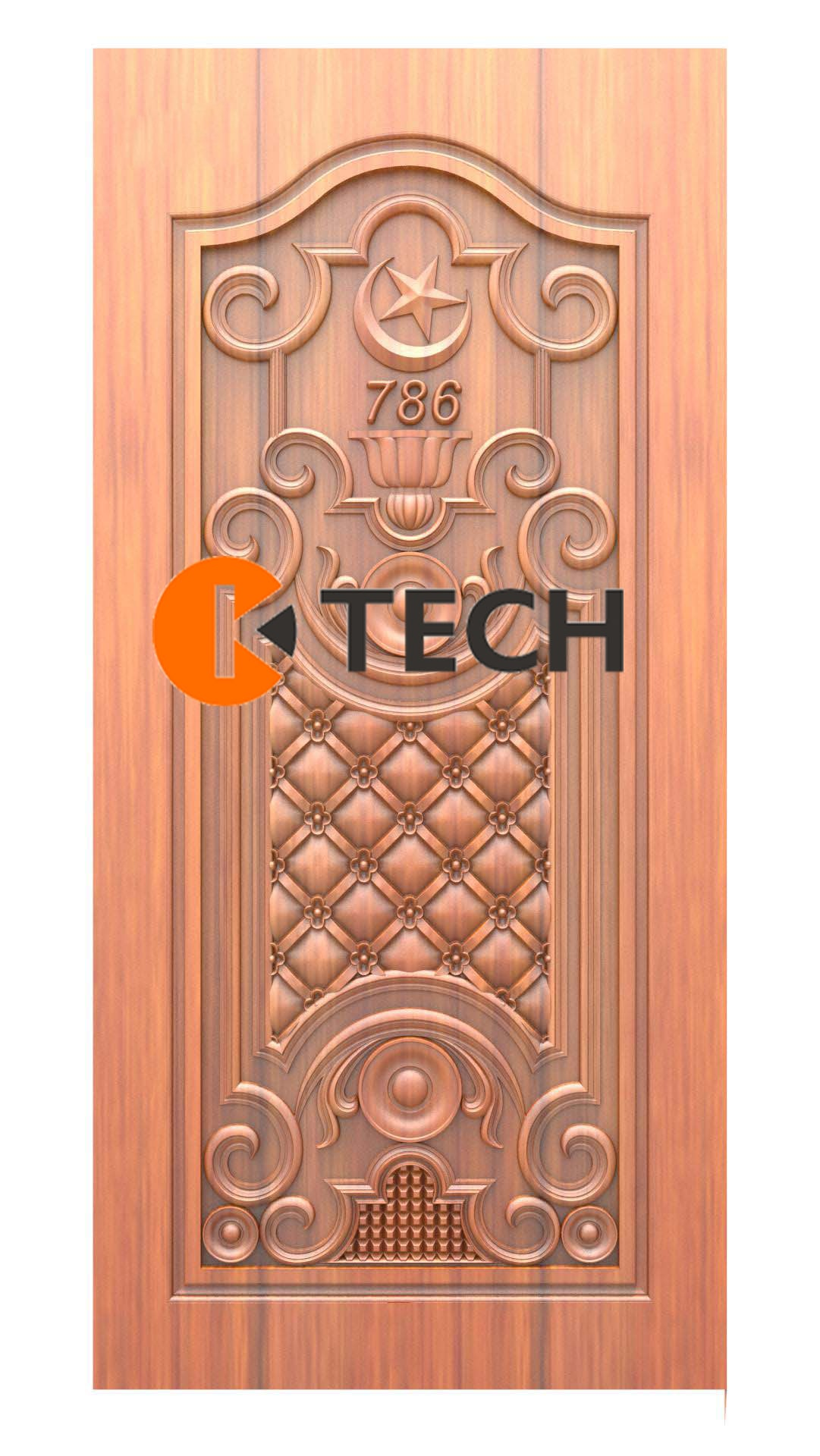 K-TECH CNC Doors Design 220