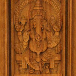 K-TECH CNC OAK DOORS DESIGN 29