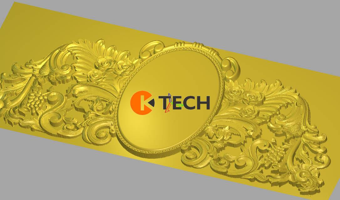 K-TECH CNC GODS DESIGN 17