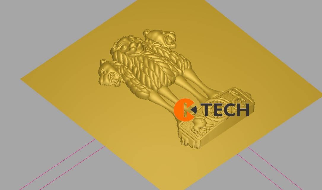 K-TECH CNC GODS DESIGN 18