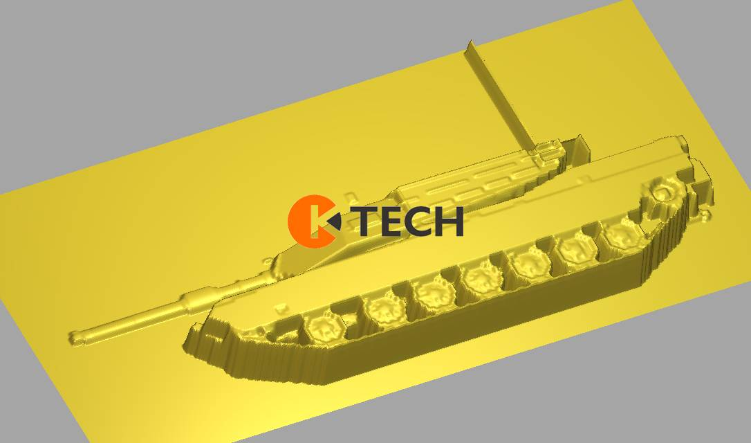 K-TECH CNC GODS DESIGN 21