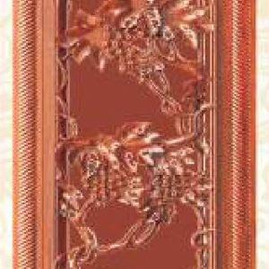 KTECH CNC Golden Panel Doors Design 14