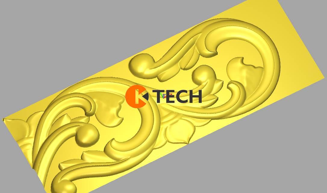 K-TECH CNC GODS DESIGN 25