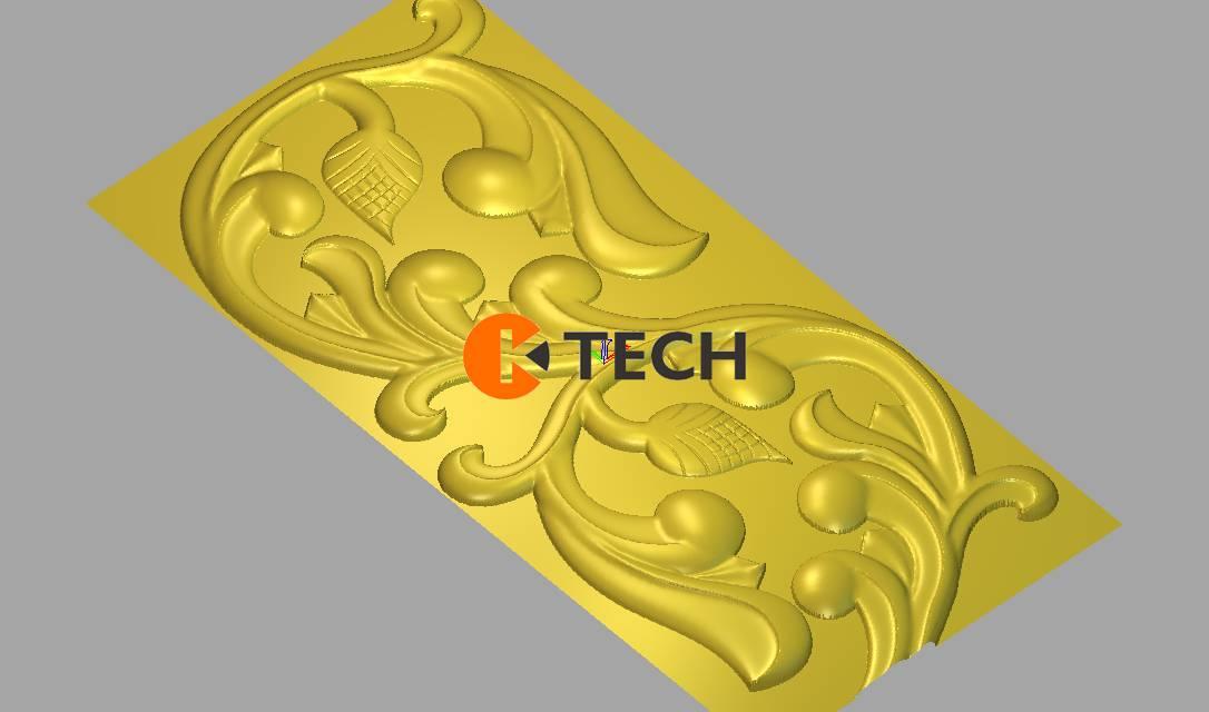 K-TECH CNC GODS DESIGN 32